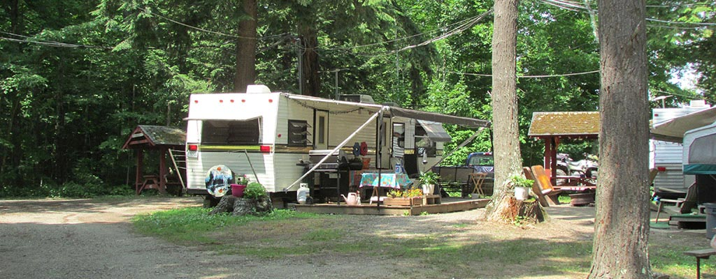 Maine Campground Tent Sites Rv Sites Cottage Rentals